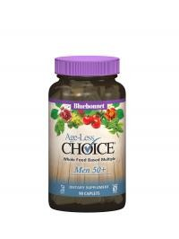 Age-Less Choice For Men 50+ 90 Caplets - Product Image
