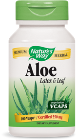 Aloe 100 Vcaps - Product Image