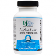 Alpha Base Tablets w/o Iron 90CT - Product Image