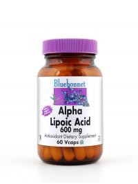 Alpha Lipoic Acid 600 mg Vcaps - Product Image