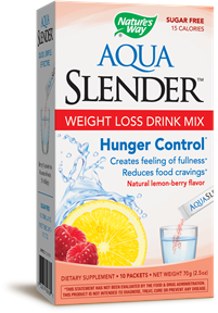 Aqua Slender(TM) 10 Packets - Product Image
