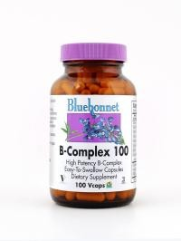 B-Complex 100 Vcaps - Product Image