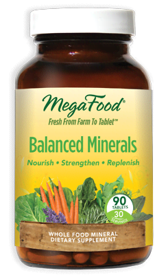 Balanced Minerals 90 Tablets - Product Image