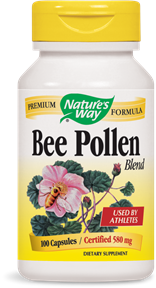 Bee Pollen Blend Capsules - Product Image
