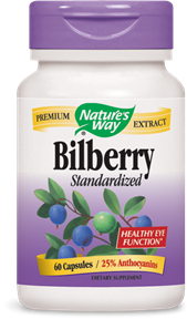 Bilberry Standardized  - Product Image