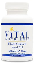 Black Currant Seed Oil - Product Image