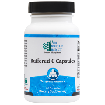Buffered C Capsules 90CT Capsules - Product Image