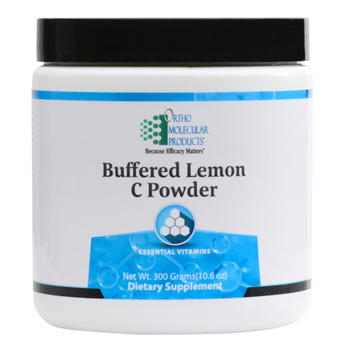 Buffered Lemon C Powder 50 Servings - Product Image