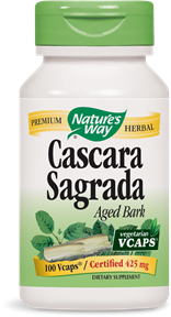 Cascara Sagrada Bark Vcaps - Product Image