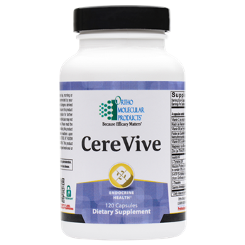 CereVive 60CT Capsules - Product Image