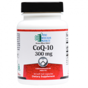 CoQ-10 300 MG 30CT Soft Gel Capsules - Product Image