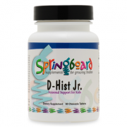 D-Hist Jr. 60CT Chewable Tablets - Product Image