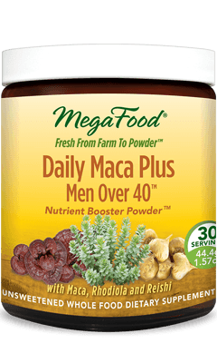 Daily Maca Plus - Men Over 40(TM) (30 servings per container) - Product Image