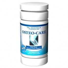 Dr. Vanessa - Osteo Care 90 Tablets - Product Image