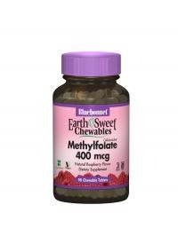 EarthSweet Chewables Cellular Active® Methylfolate 90 Tablets - Product Image