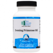 Evening Primrose Oil 90CT Soft Gel Capsules - Product Image