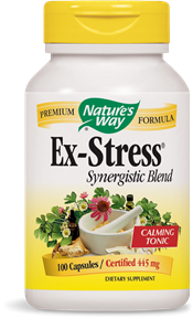 Ex-Stress® Synergistic Blend 100 Capsules - Product Image