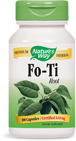 Fo-Ti Root 100 Capsules - Product Image