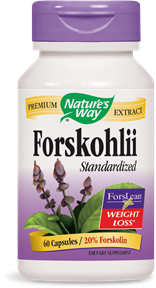 Forskohlii Standardized 60 Vcaps - Product Image