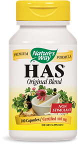 HAS® Original Blend 100 Capsules - Product Image