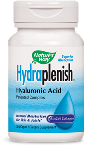 Hydraplenish® Hyaluronic Acid Vcaps - Product Image