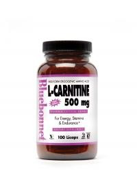 L-Carnitine 500 mg 100 Licaps - Product Image