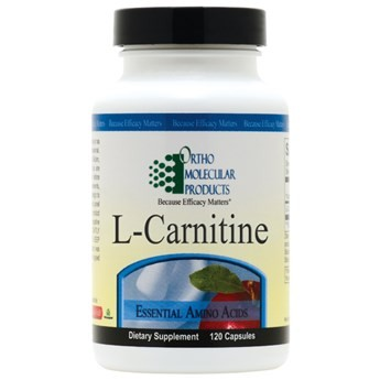L-Carnitine 60CT Capsules - Product Image