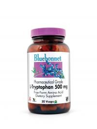 L-Tryptophan 500 mg Vcaps - Product Image