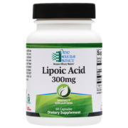 Lipoic Acid 60CT Capsules - Product Image