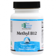 Methyl B12 60CT Tablets - Product Image
