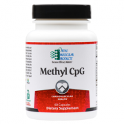 Methyl CpG 60CT Capsules - Product Image