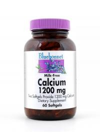 Milk-Free Calcium 1200 mg Plus Vitamin D3 Softgels - Product Image