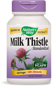 Milk Thistle Standardized Vcaps - Product Image