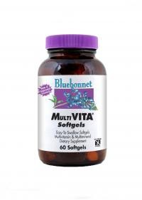 Multi-Vita Softgels (with iron) - Product Image