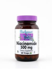 Niacinamide 500 mg 60 Vcaps - Product Image