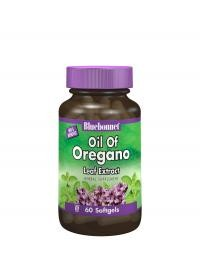 Oil of Oregano Leaf Extract 60 Softgels - Product Image