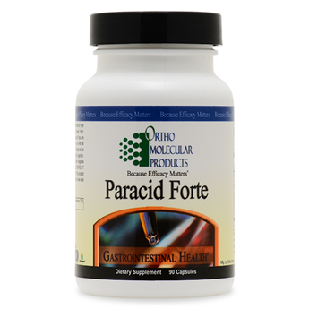 Paracid Forte 90CT Capsules - Product Image