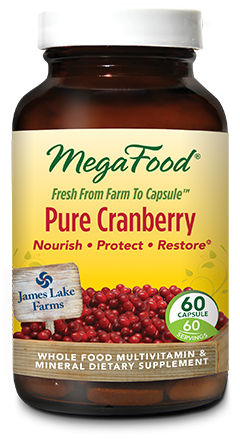 Pure Cranberry 60 Tablets - Product Image