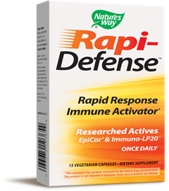 Rapi-Defense(TM) 15 Vcaps - Product Image