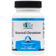 Reacted Chromium 60CT Capsules - Product Image
