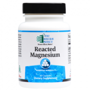 Reacted Magnesium 60CT Capsules - Product Image