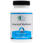 Reacted MultiMin 120CT Capsule - Product Image