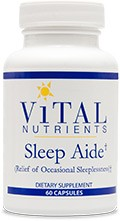 Sleep Aide 60 caps. - Product Image