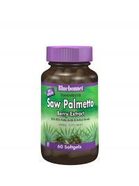 Standardized Saw Palmetto Berry Extract Softgels - Product Image