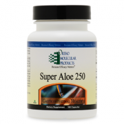 Super Aloe 250 100CT Capsules - Product Image