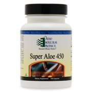 Super Aloe 450 100CT Capsules - Product Image