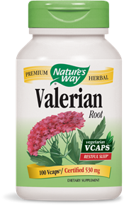 Valerian Root 100 Vcaps - Product Image