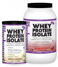 100% Natural Whey Protein Isolate Powder - Product Image
