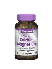 Albion® Chelated Calcium Magnesium Caplets - Product Image