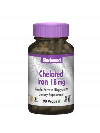 Albion® Chelated Iron 18 mg 90 Vcaps - Product Image